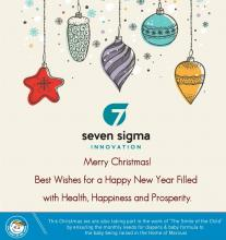 Best Wishes for a Happy New Year Filled with Health, Happiness and Prosperity!
